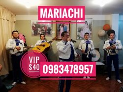 Mariachis Quito Norte | Shows $40 | Mariachi Sol de México en Quito