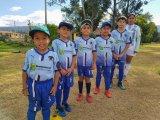 Conocoto: Escuela de Fútbol Fénix CG