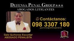 Abogado Penalista Quito 24/7 365